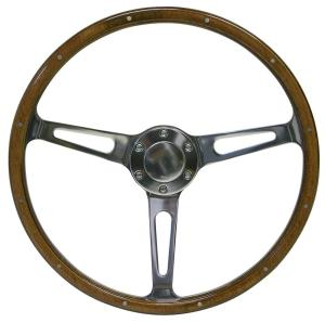 A steering wheel alone is not a valid car
